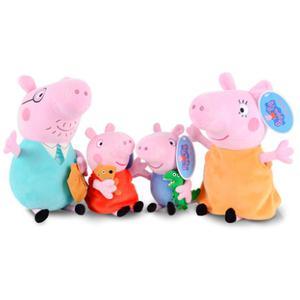 Peppa Pig小猪佩奇 乔治/佩奇 毛绒