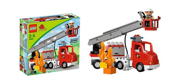 创意消防车设计