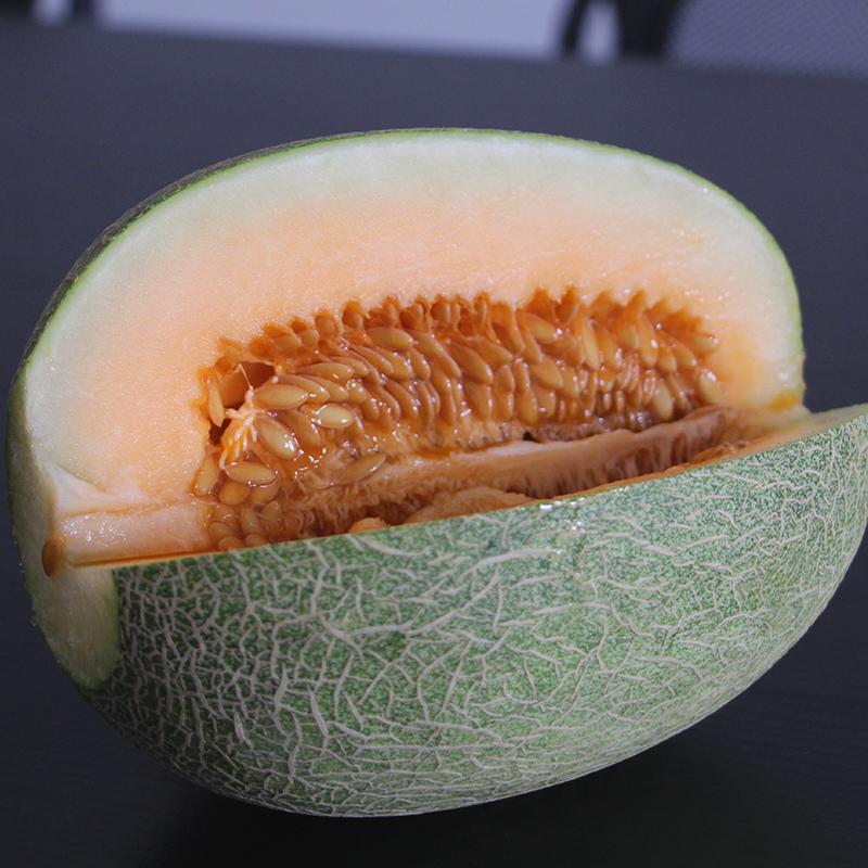 果维他 新鲜海南哈密瓜 3-4斤