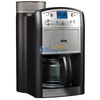 ACA 北美电器 AC-M125A 1.25L 全自动滴漏式咖啡机